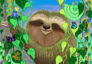 Nick Gustafson - Rainforest Sloth