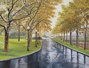 Barbara Barber - Rainy afternoon at...