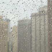Rainy Day City Print by Ann Horn