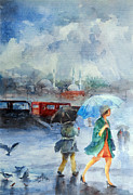 Faruk Koksal - Rainy Day