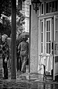 Kathleen K Parker - Rainy Day Lunch New Orleans