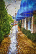 Joseph Hollingsworth - Rainy Day Path
