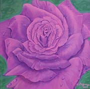 Bridal Originals - Rainy Day Rose by Sharon Duguay