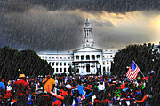 4th July Photo Originals - Rainy Day by Sepideh Maleki