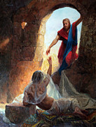 Jesus Originals - Raising Lazarus by Eric Wallis