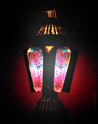 Egypt Glass Art - Ramadans lantern by Nada Elian