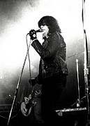 Ramones Prints - Ramones 1986 concert photo no.2 Print by J Fotoman