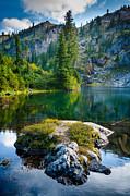 Inge Johnsson - Ramparts Lake