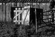 Harold E McCray - Ranch Barn