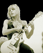 Concert Photos Art - Randy Rhoads Day on the Green - Latest Unreleased One by Daniel Larsen