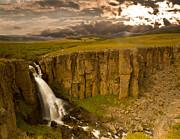 Randall Branham - Rare  Falls in High Desert