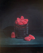 Raspberry Originals - Raspberries by Elena  Daescu