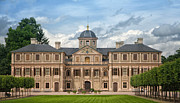 Mark  Chandler  - Rastatt Palace Germany
