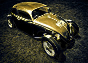 Custom Automobile Posters - Rat Beetle Poster by motography aka Phil Clark