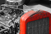 Mick Anderson - Rat Rod Red Radiator