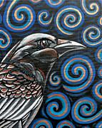 Sarah Crumpler - Raven