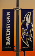 Afc Prints - RavensTown Print by David Simons