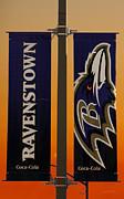 Ravenstown Print by David Simons