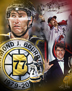 Mike Oulton - Ray Bourque