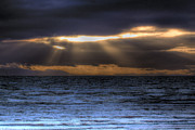 Sun Rays Art - Rays of Light  by David  Naman