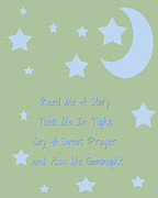Prayer Room Posters - Read me a Story - Boy Poster by Nomad Art And  Design