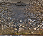 Berks County Prints - Reading Pennsylvania Print by Trish Tritz