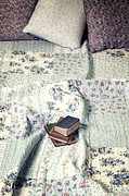 Blanket Prints - Reading Time Print by Joana Kruse