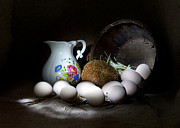 Cecil Fuselier Metal Prints - Ready for Breakfast Metal Print by Cecil Fuselier
