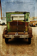 Jalopy Photos - Ready to Roll by Terry Rowe
