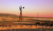 Big Skies Prints - Real West Texas  Print by Paul Anderson