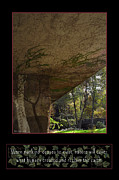 Overhang Photo Framed Prints - Reclaim no.8 Framed Print by Peter Piatt