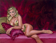 Dick Bobnick - Reclining Beauty