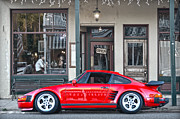 RicardMN Photography - Red 1982 Porsche in...