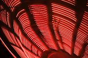Tony Cordoza - Red Abstract light 15