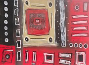 Jennifer Vazquez - Red And Black 3