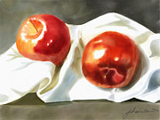 Joan A Hamilton - Red and Juicy