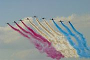 Alan Oliver - Red Arrows 1