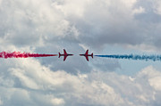 Dave Cawkwell - Red Arrows Pair Crossover