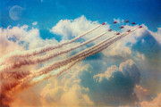 Chris Lord - Red Arrows Smoke The...
