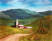 Judy Filarecki - Red Barn Hillside Farm