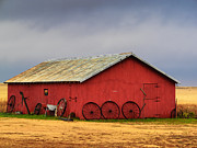 Mike Hendren - Red Barn