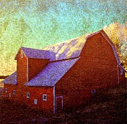 Terri Gostola - Red Barn