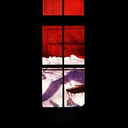 Marc VanDermeer - Red Barn Window