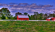 Andy Lawless - Red Barns