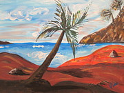 Judy Via-Wolff - Red Beach