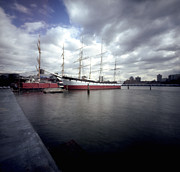 All - Red Boat Pinhole by John and Lisa Strazza