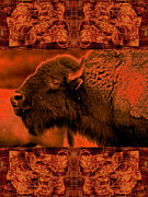 James Warren - Red Buffalo Still Seeing...