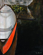 Laurel Best - Red Canoe