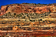 Red Rock Framed Prints Prints - Red Canyon Print by Jon Burch Photography