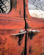 Diana Shay Diehl - Red Car Door